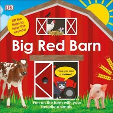 Big Red Barn [New Book] Board Book, Illustrated