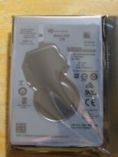 Seagate 2TB HDD SATA 6Gb/s 128MB Cache 2.5Inch Internal Hard Drive ST2000LM007