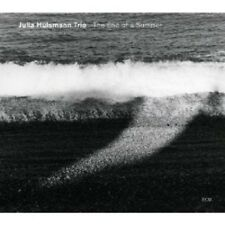 """JULIA HÜLSMANN TRIO """"THE END OF A SUMMER"""" CD NEW"""
