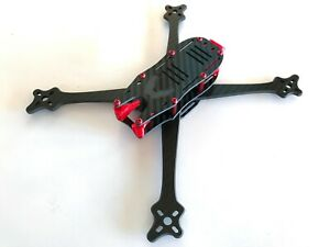 Quadrysteria Freeride 5.5-Inch FPV Quadcopter - Freestyle and Racing