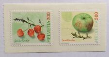 2 timbres suisses YT CH1904 et CH1905, Zum:CH 1207 et 1208 neufs**