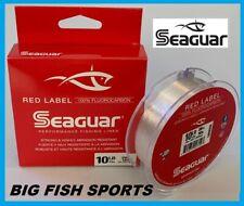 SEAGUAR RED LABEL Fluorocarbon Fishing Line 10lb/200yd 10 RM 200 FREE USA SHIP!