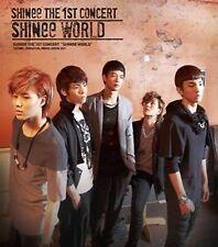 K-POP SHINEE The 1st CONCERT [SHINee WORLD] 2CD + 44p Photobook Sealed