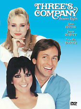 Three's Company - Season 8: The Final Season (DVD, 2006, 4-Disc Set) Brand New!