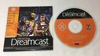 Sega Dreamcast Magazine Demo Disc (Dreamcast 1999) November 1999 Issue
