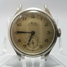 Vintage Mido Multifort Swiss Bumper Super Automatic Watch 17 jewel