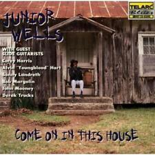 CD de musique house pour Blues