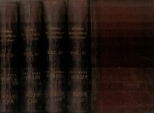 Chalmers; The General Biographical Dictionary 24 vols