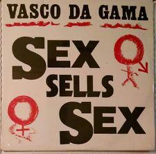VASCO DA GAMA Sex Sells Sex LP Synth Pop Electronic 1988 BOSTON Sealed PRIVATE