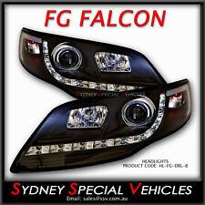 FG FALCON DRL HEADLIGHTS- PROJECTOR LED HEAD LIGHTS FOR XT FPV GT & G6 G6E