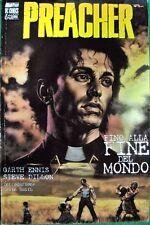 Preacher Fino alla fine del mondo- Garth Ennis -DC Vertigo Magic Press [PAO]