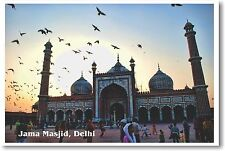Jama Masjid Delhi - NEW World Travel POSTER
