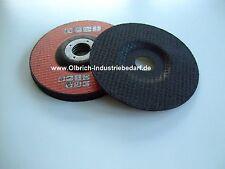 Disco De Corte 125 mm Para Acero Inoxidable Y Metal - 125 - 50 Piezas