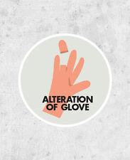 Margot Tenenbaum Sticker! Alteration of Glove, The Royal Tenenbaum, Wes Anderson