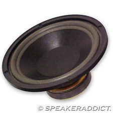 """10"""" Subwoofer 4 Ohm 200 Watt for Home Theater or Car in Vented enclosures gold"""