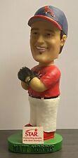 Matt Morris Memphis Redbirds Bobblehead SGA St. Louis Cardinals Bobble Head