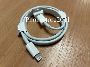 100% Official Genuine Original Apple USB-C Type-C  to Lightning Cable