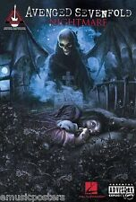 "AVENGED SEVENFOLD ""NIGHTMARE"" POSTER FROM ASIA - Heavy Metal Music"