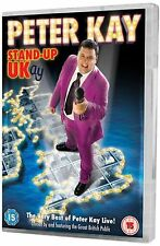 Peter Kay Stand Up UKay DVD Comedy Original UK Release Brand New Sealed R2
