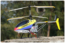"HUGE 27.3"" MJX 3CH T655 Thunderbird RC Helicopter **UK SELLER** **FAST DISPATCH*"