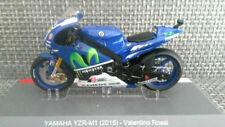 MOTO GP2015 - Valentino Rossi - Yamaha YZR-M1-1/18- neuf sous blister-Altaya