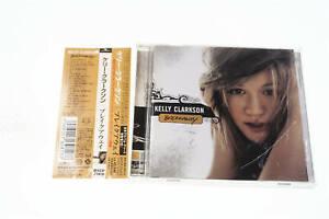 Kelly Clarkson – Breakaway CD JAPAN OBI A10975