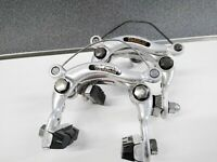 Vintage Raleigh Weinmann 610 Centre Pull Brake Calipers (Pair) Front & Rear