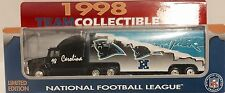 1998 Team Collectible NFL Official NC Pathers Tractor Trailer Truck Limited