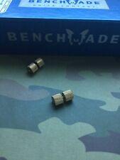 Benchmade Bedlam 860 - Double Brass Barrel Thumb Stud