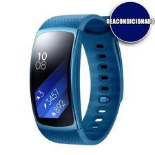 Samsung Gear Fit 2 Azul Talla L Reacondicionado