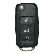 OEM 3 Button Remote Key Fob For VW Caddy Eos Golf Touran Transporter 5K0837202AA