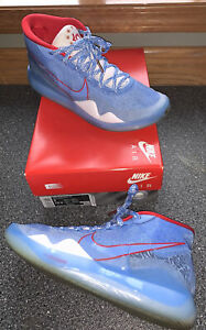 Nike KD 12 Don C All-Star Chicago SIZE 9 CD4982-900 (Authentic) Pre Owned A55