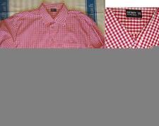 45-46 Herren-Trachtenhemden mit Klassischer Kragen aus Baumwolle