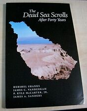 AF0427 Book THE DEAD SEA SCROLLS AFTER FORTY YEARS 1992 PB Used RESEARCH