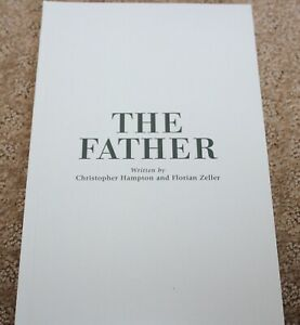 THE FATHER MOVIE FYC SCRIPT SCREENPLAY~ BOOK FOR YOUR CONSIDERATION