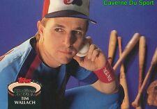 340  TIM WALLACH  MONTREAL EXPOS TOPPS BASEBALL CARD STADIUM CLUB 1992