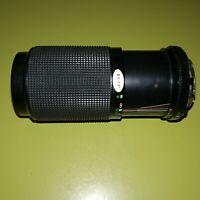 Kalimar MC Auto Zoom Macro 1:4.5~5.6 F=80~200mm Lens JAPAN