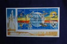 Space Achievements 18c Stamps FDC Fleetwood Cachet Sc#1912-19 FW625