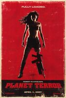 "PLANET TERROR Movie Poster [Licensed-NEW-USA] 27x40"" Theater Size (Grindhouse) C"