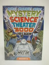 NEW -Mystery Science Theater 3000 Lives Again-Season 11 Collector's ED 8-DVD Set