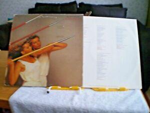 C5-ROXY MUSIC-FLESH + BLOOD-UK LP-1980-EX-BRYAN FERRY