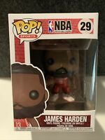 Funko Pop! Basketball NBA James Harden #29 - Houston Rockets (w/ Protector)