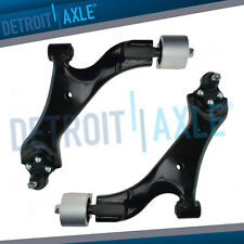 2008-2010 Saturn Vue - - 2012-2015 Chevrolet Captiva Sport 2007-2009 Suzuki XL-7 Front Left and Right Lower Control Arm /& Ball Joint Pair for Detroit Axle