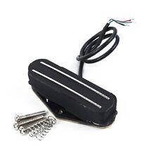 Guitare Double Rail Style Micro Chevalet Pick-Up pour Fender Telecaster Tele