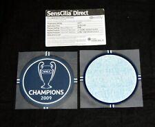 Barcelona 2009 Champions League Winner Football Shirt Patch/Badge Sporting ID