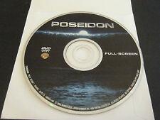 Poseidon (DVD, 2006, Full Frame) - Disc Only!!!