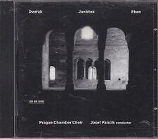 DVORAK / JANACEK / EBEN - same CD