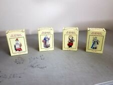 Four International Santas - selling as a set or individually. Pricing is firm!