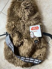 Chewbacca Dog Hoodie Chewy Costume Medium 15-17 Inches