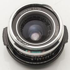 Carl Zeiss Skoparex 3.4/35mm 1:3.4 35mm 35 mm - Icarex 35 S BM